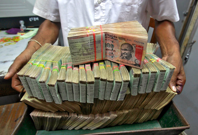 Indian banks cushioned from rupee fall: S&P