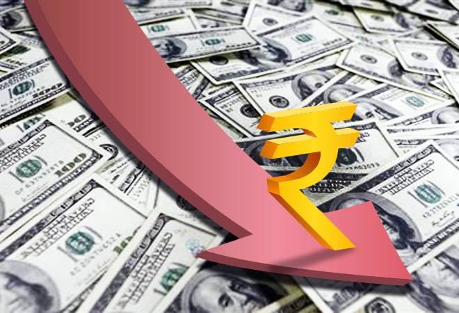 Rupee ends 50 paise lower against US dollar on 2 fresh coronavirus cases in India