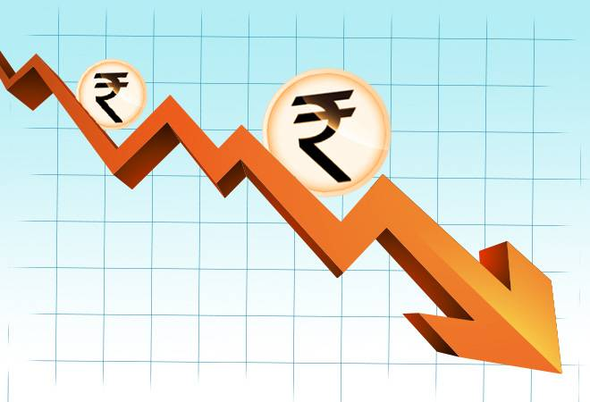 Rupee weakens to 72 level against dollar for first time in 2019