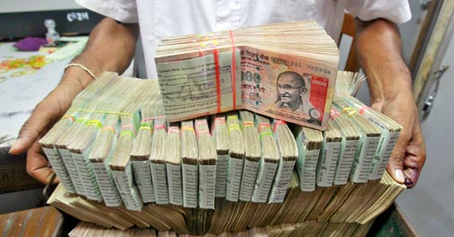 Rupee weakens further to 62.75 against dollar