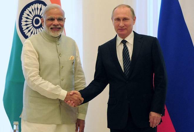 India, Russia seal big ticket defence deals