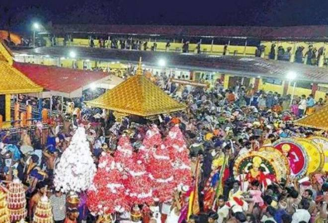 Sabarimala temple opens for devotees after 6-month hiatus