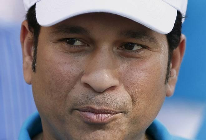 Cricket icon Sachin Tendulkar
