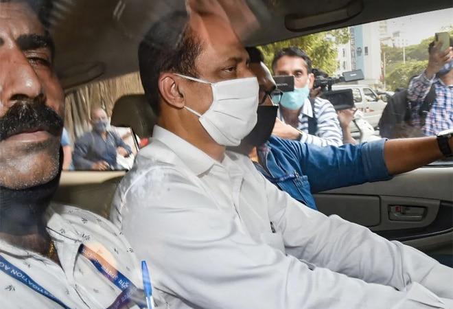 Antilia bomb case: Sachin Vaze dismissed from Mumbai Police