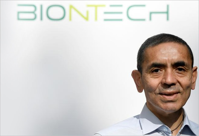 Confident vaccine effective against new coronavirus variant, says BioNTech CEO