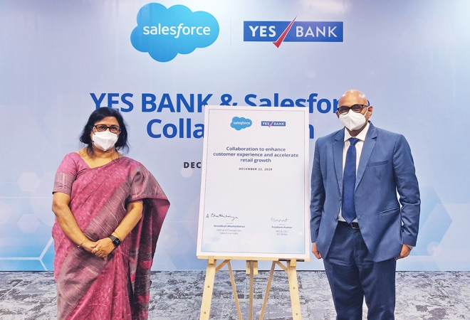 YES BANK teams up with Salesforce to boost retail lending, enhance customer experience