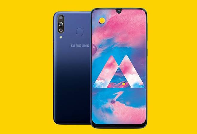 Samsung Galaxy M30 to go on sale today at 12 pm; check out price in India, offers
