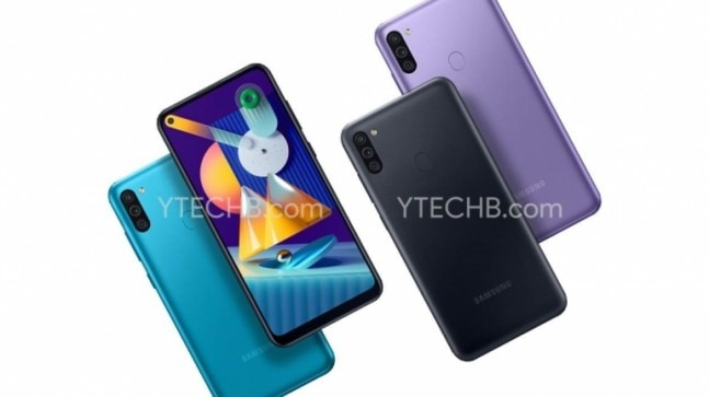 Galaxy M11 goes official with triple-camera, Infinity-O screen