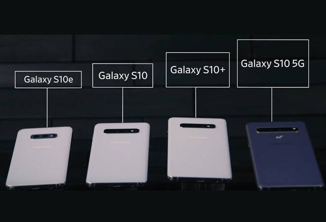 Samsung unveils S10, S10+, a cheaper S10e and Galaxy S10 5G; here're the details