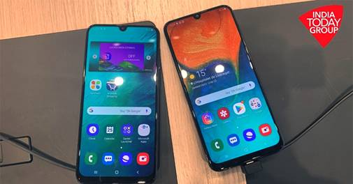 Samsung to launch for Galaxy A50, Galaxy A30, Galaxy A10 in India today: everything you need to know