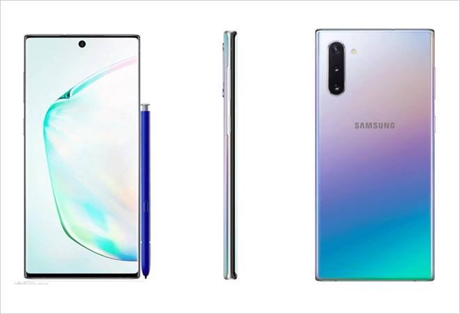 Samsung Galaxy Note 10 leak reveals gesture support for S Pen, Snapdragon 855