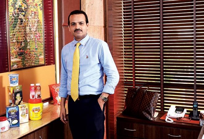 Sanjay Dhingra, Chairman and Managing Director, Kwality