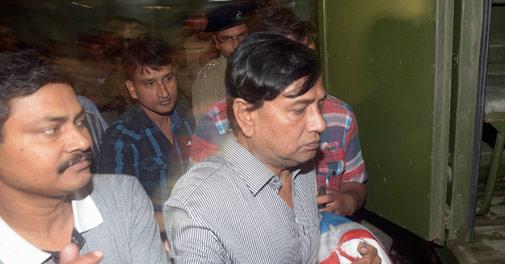Saradha chief remanded to 14-day judicial custody