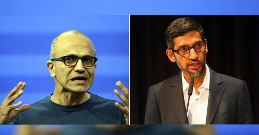 Sundar Pichai, Satya Nadella, among four Indian-Americans to advise Donald Trump on economic revival