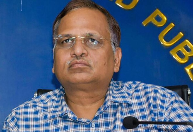 Community spread of COVID-19 in Delhi; Centre should've accepted by now: Satyendar Jain
