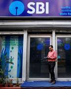 SBI share rises nearly 7% in afternoon trade, among top Sensex gainers