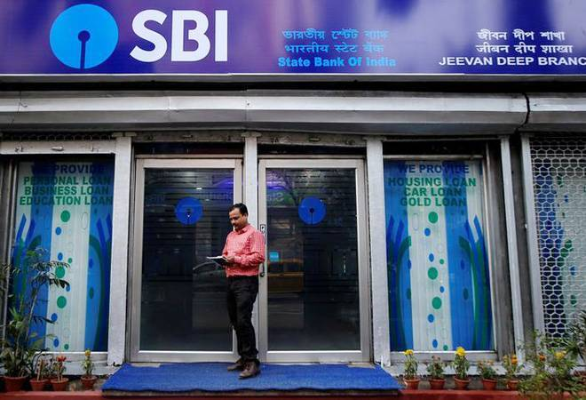 SBI share price closes lower on stake sale announcement in UTI AMC