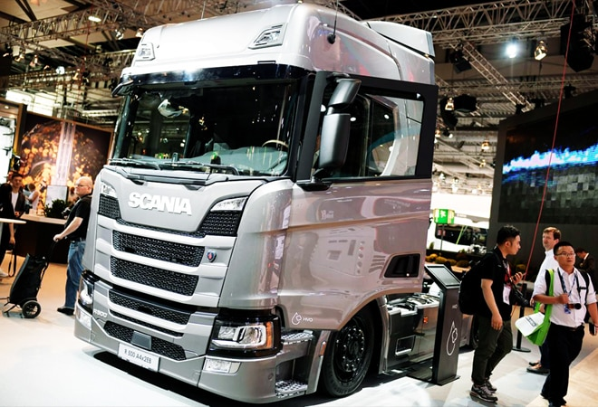Scania paid bribes to win bus contracts in India between 2013-2016