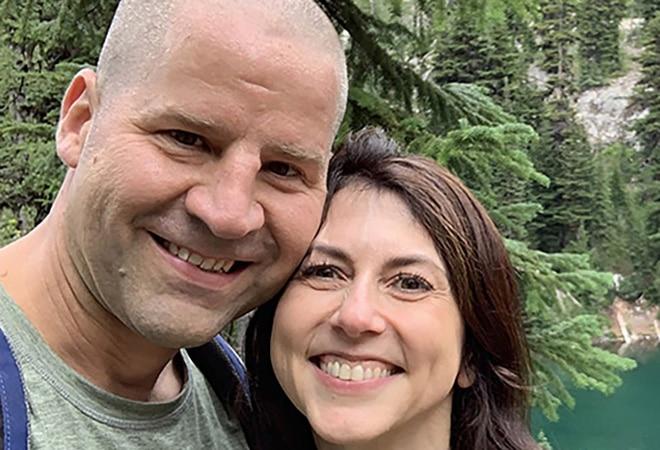 Jeff Bezos' ex-wife marries Seattle school teacher