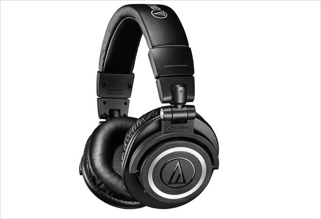 Audio-Technica launches ATH-M50xBT wireless over-the-ear headphone
