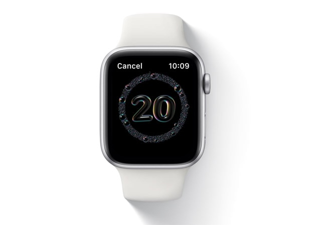 Now Apple watch will help you wash your hands properly