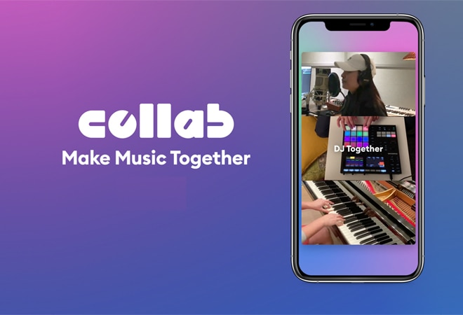 Facebook launches Collab music app to take on TikTok