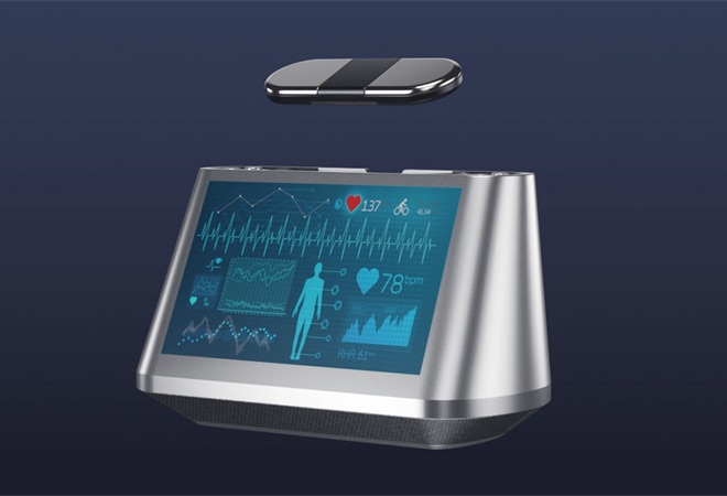 ICON.AI unveils 2-in-one Smart Healthcare Device at CES 2021