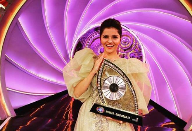 Bigg Boss 14: Rubina Dilaik beats Rahul Vaidya; here's how much she takes home