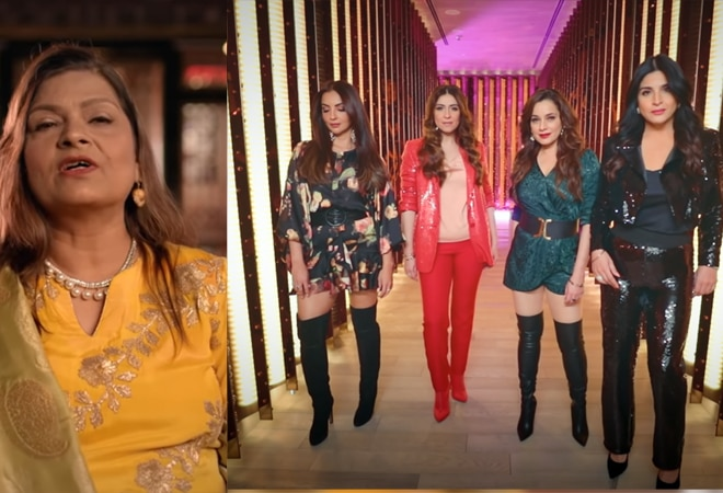 'Cringeworthy, forgettable show': How Twitterati react to Netflix's new reality show 'The Fabulous Lives of Bollywood Wives'