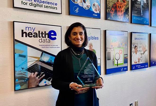 Indian-American named as key member of coronavirus task force in US