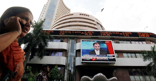 Sensex erases gains to end 36 pts down; Fed decision eyed