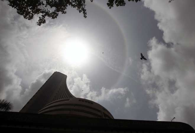 BSE Sensex rebounds from four-week low