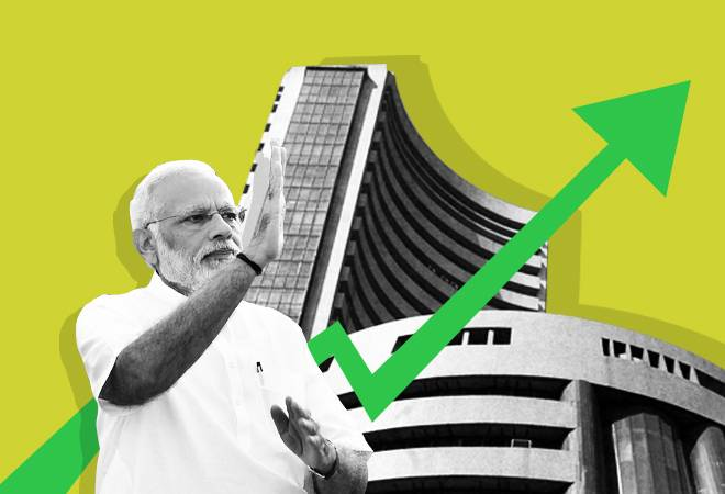 It's a Modiday for markets: Sensex crosses 40,000 for first time ever, Nifty breaches 12,000