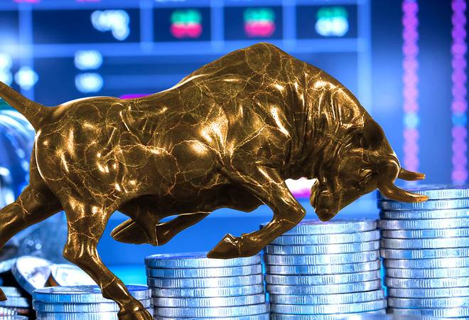 What has propelled Sensex to 40,000 amid a slowing economy