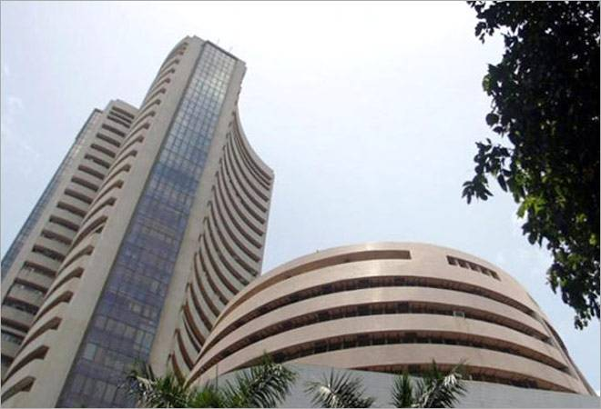 Sensex rises over 200 points, Nifty breaches 11,000 mark; HCL Technologies, Infosys, NTPC top gainers
