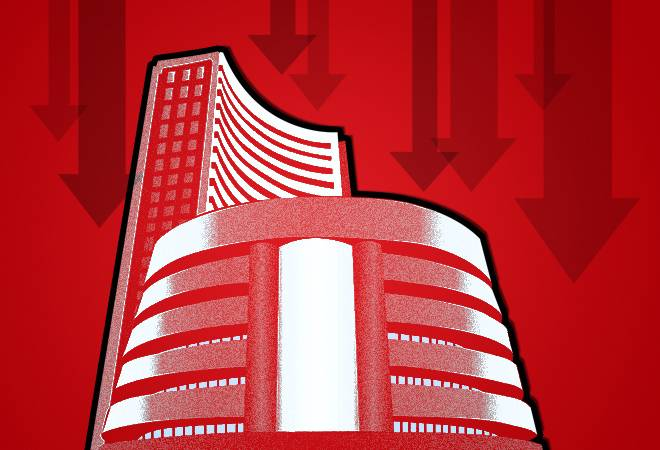 Sensex crashes 1,400 points as Covid-19 cases cross 1 lakh mark for first time