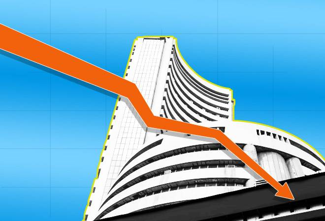Sensex falls 787 points, Nifty below 11,000: Key factors that dragged the indices lower