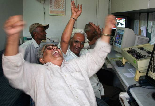 Sensex rises to fresh all-time high, NIfty trading above 11K level; Reliance Industries, SBI, IndusInd Bank top gainers
