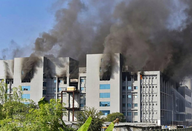 Fire at Serum Institute: 5 dead, company to pay Rs 25 lakh compensation to families