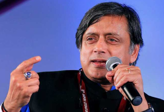 PM Modi's farewell speech for Azad 'artfully crafted performance': Shashi Tharoor