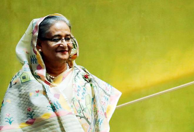 Sheikh Hasina's party wins Bangladesh election; opposition claims votes rigged