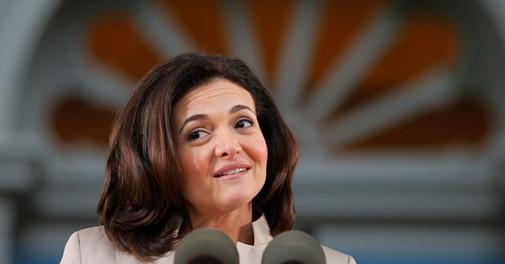India has potential to be largest economy: Sheryl Sandberg