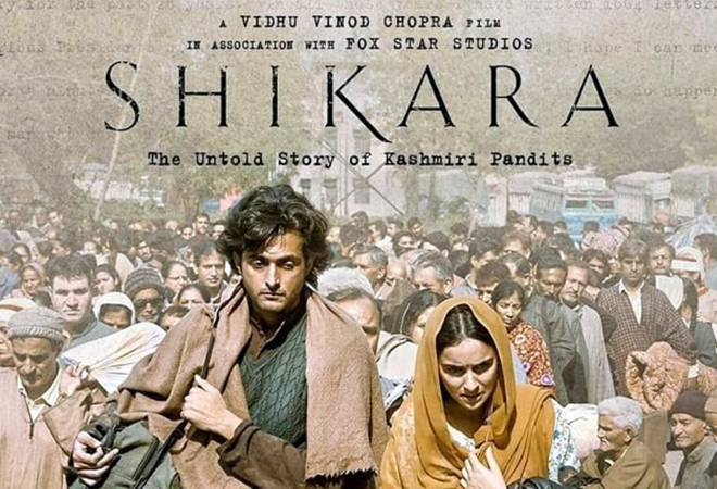 Shikara Box Office Day 1: Earned around Rs 75 lakh on day 1