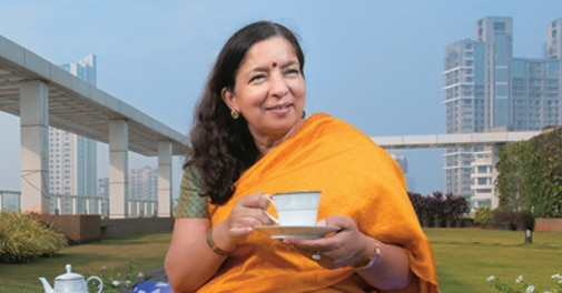Shikha Sharma, CEO, Axis Bank