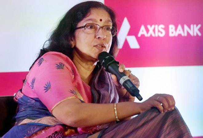 Shikha Sharma looks for honourable exit; asks Axis Bank to shorten term