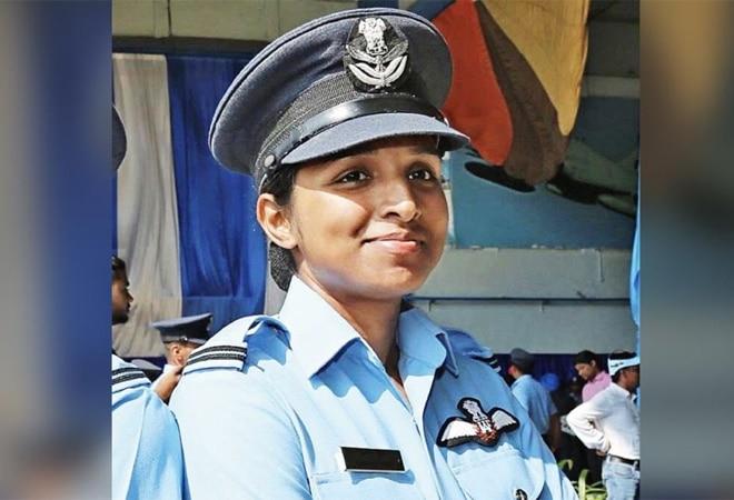 First woman Rafale fighter pilot! Meet Flight Lt Shivangi Singh