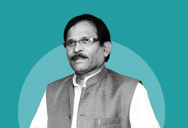 Lok Sabha Election result 2019: Shripad Yesso Naik of BJP leads in North Goa, INC's Girish Raya Chodankar trails