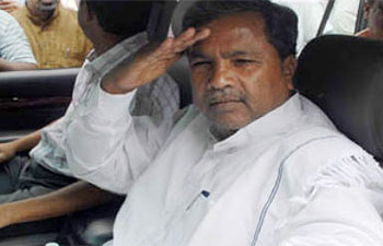 Siddaramaiah will be the 22nd chief minister of the state.