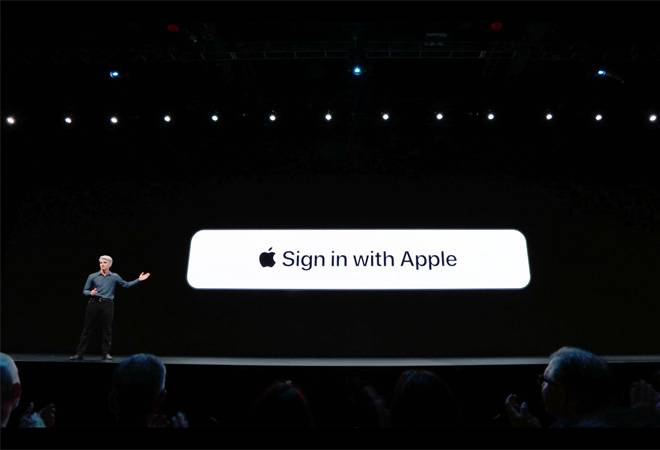 Apple privacy push: 'Sign in with Apple' provides easy login without tracking