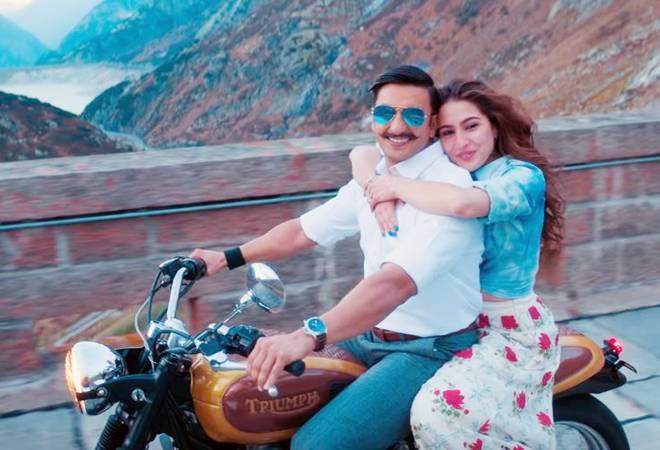Simmba Box Office Collection Day 19: Ranveer Singh-Sara Ali Khan's film earns more than 2.0 at the Mumbai circle